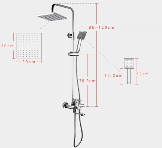 Perfect Rain Shower FaucetFaucets In Home Blog