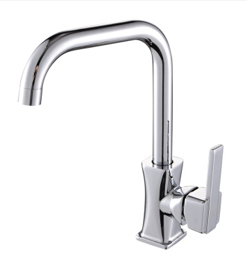 rotate kitchen faucet