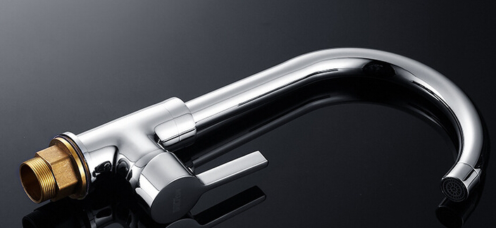 Kitchen Faucet Hard To Rotate