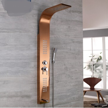Gold Shower Screen For Bathroomfaucets In Home Blog