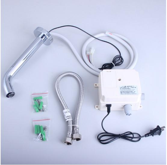 Wall Mounted Hands Free Touchless Faucet