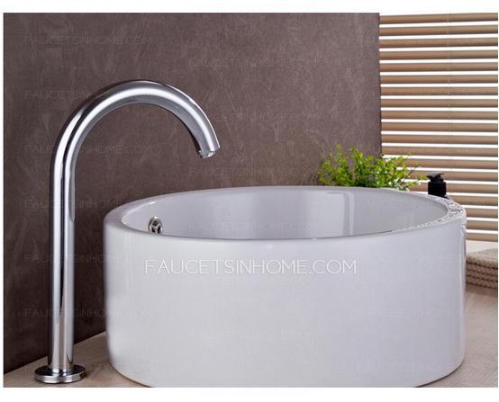Automatic Water Vessel High Touchless Faucet