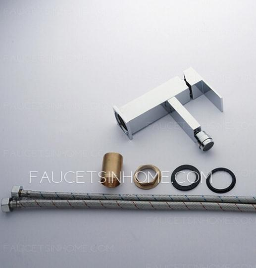 Rotatable Square Shaped Bidet Faucet