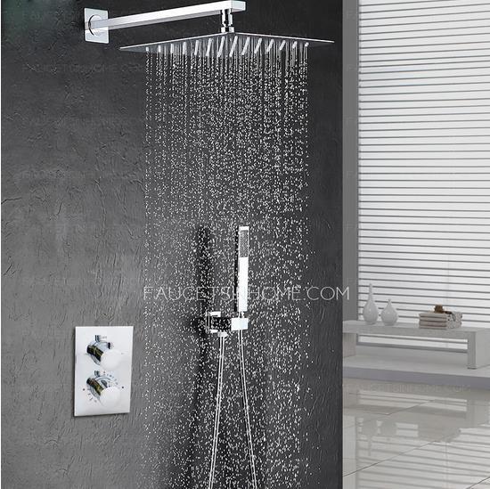 brass shower faucets