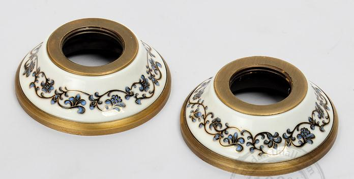 Antique Brass Ceramic Shower Faucets