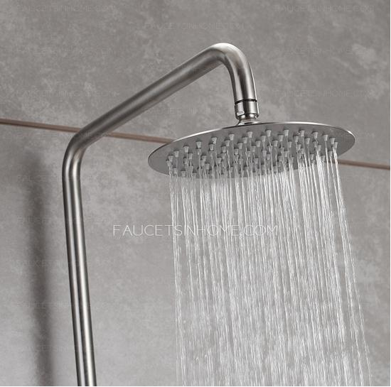 Stainless Steel Brushed Shower Faucet