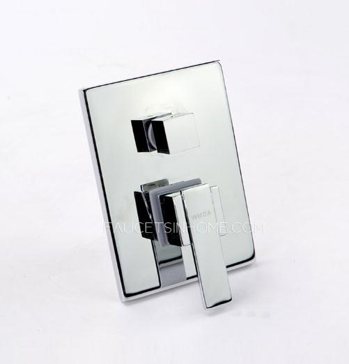 Concealed Wall Mount Shower Faucet