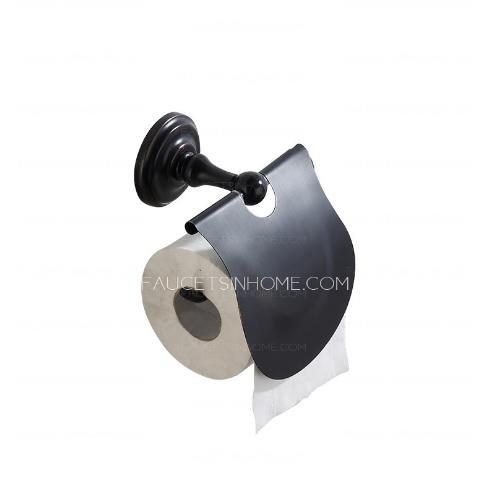 Vintage toilet paper roll holder