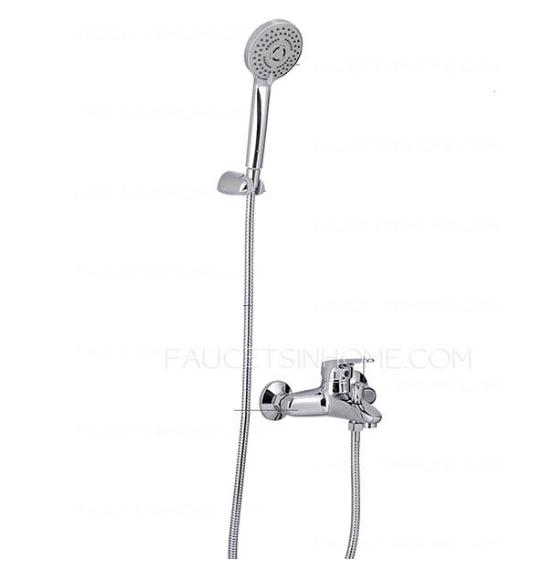 Good Whole Brass Casting Shower Faucet