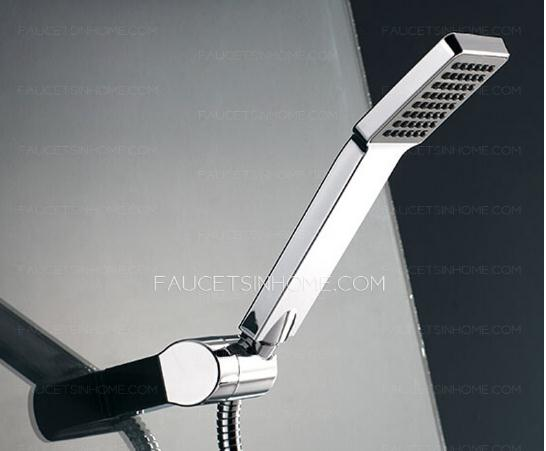 Modern Concealed Hanging Pipe Shower Faucet