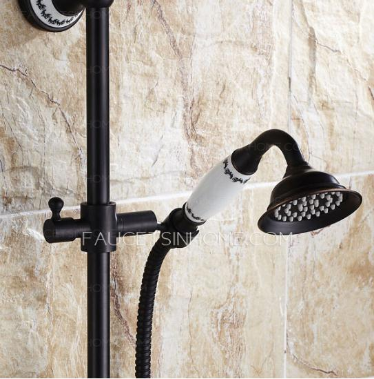 Designer Square Shaped Top Shower Faucets