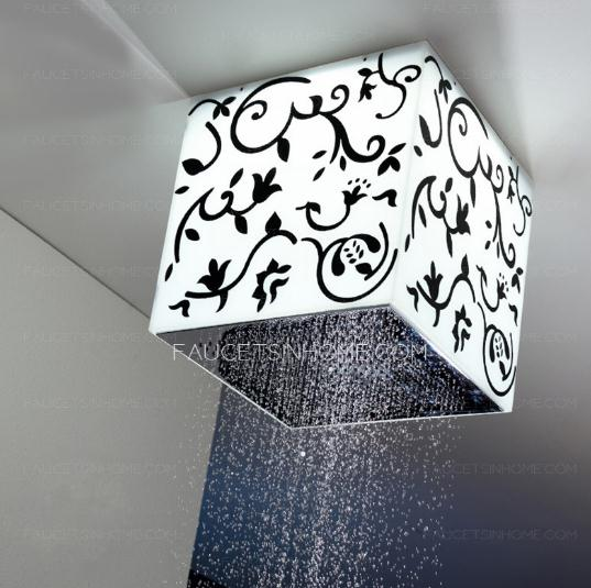 Innovative Wall Mounted Top Shower Faucet