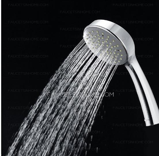 Modern Shower Faucet Set With Single Handle