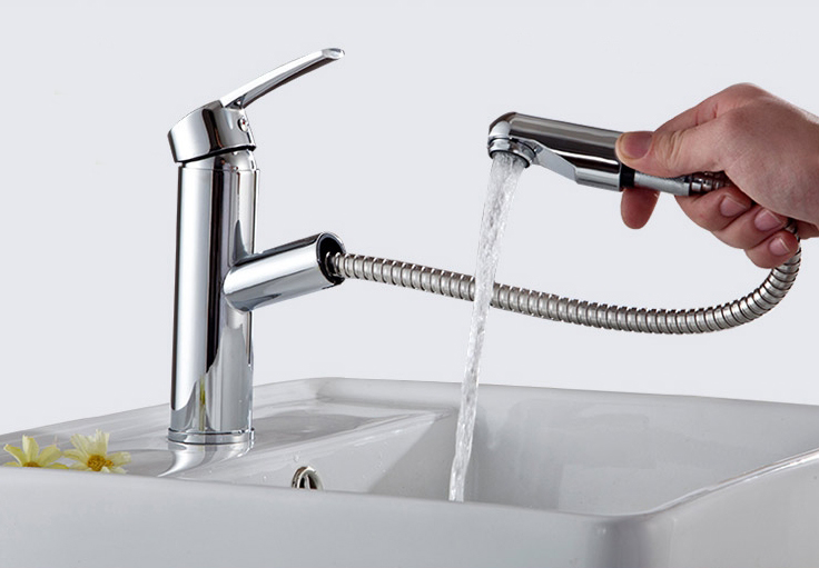 Discount onehole bathroom faucet
