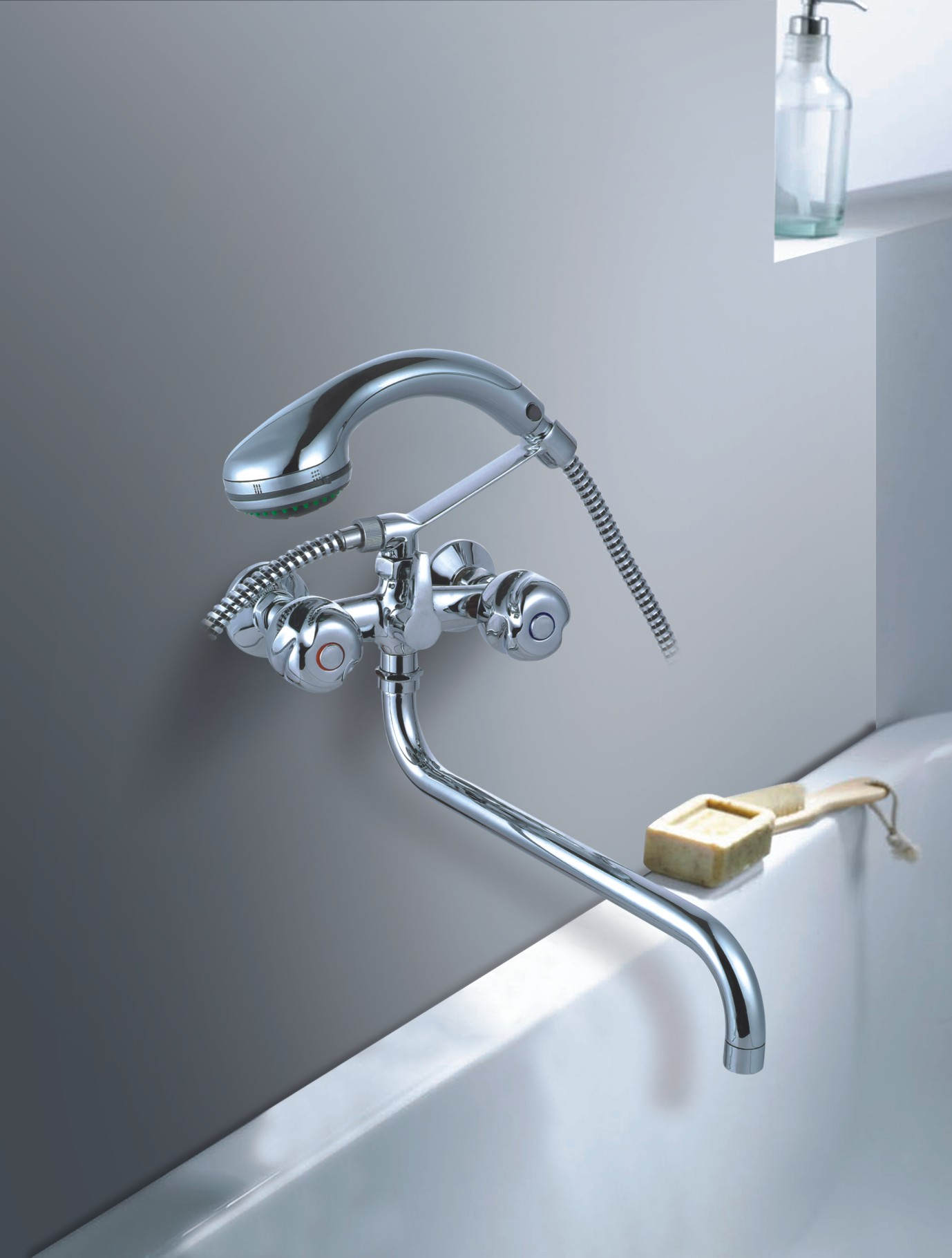 How high should the bathtub faucet generally be? Analysis of bathtub ...