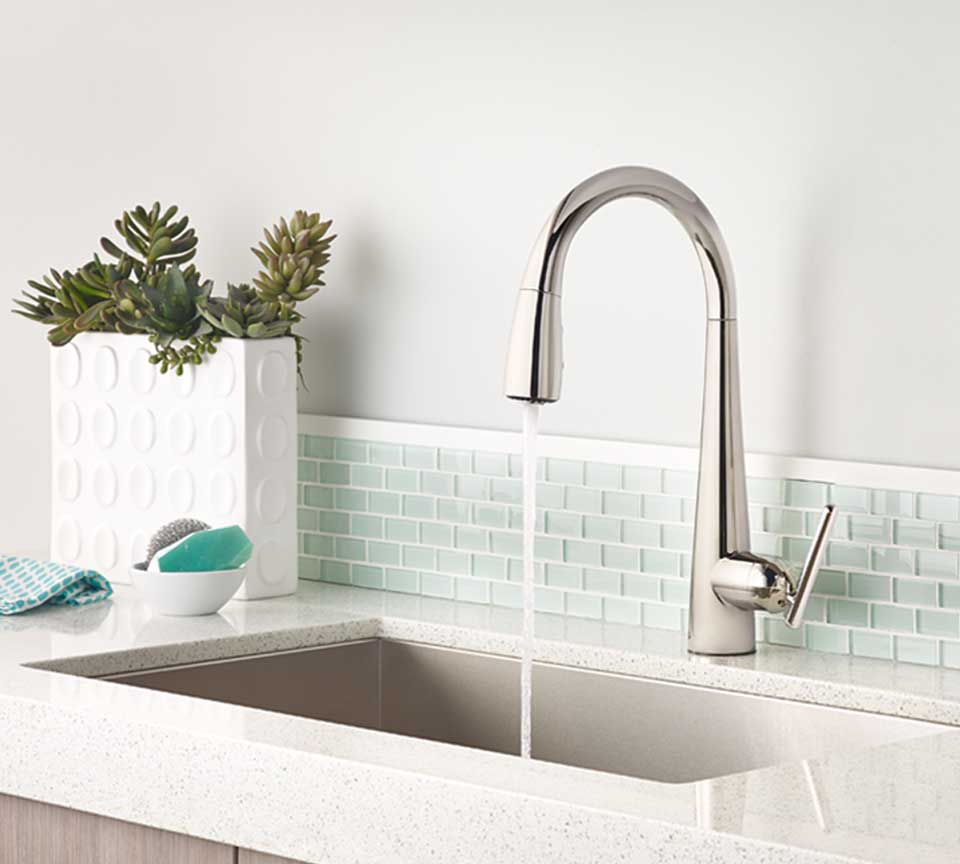 Maintanence Of Kitchen Faucet