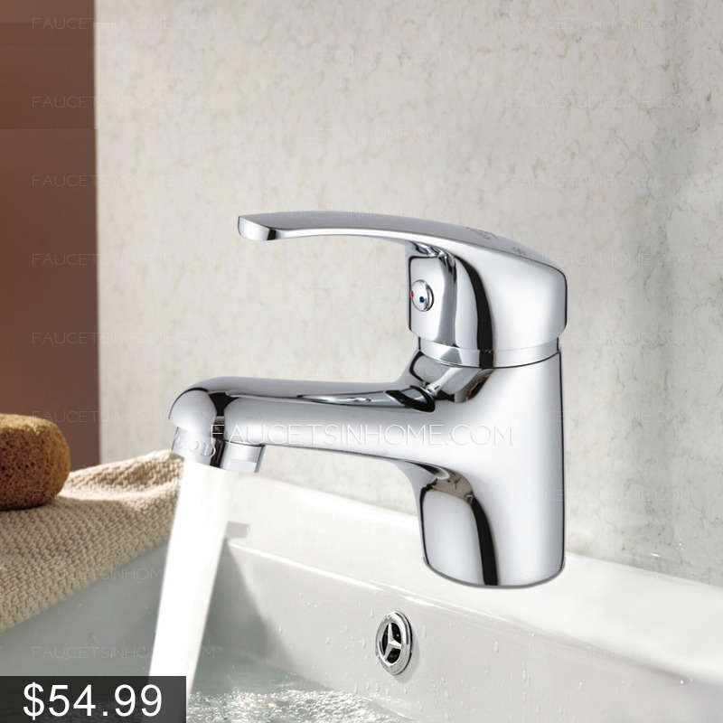 Water Faucet Bathroom : Bathroom Sink Faucets > Best Deck Mounted Cold And Hot Water Bathroom ...