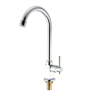 Cheap Rotatable Cold Water Bathroom Sink Faucet