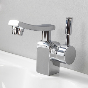 Luxury 360 Degree Rotation Bathroom Sink Faucet