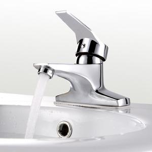 Best Single Handle Two Holes Bathroom Sink Faucet