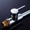 Fashion Thick Brass Casting One Hole Kitchen Faucet
