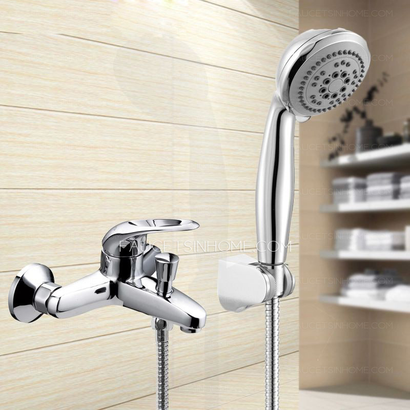 Best Sidespray Environmental Material Shower Faucet Set