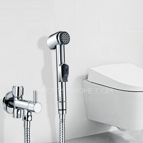 Bathroom faucet and shower sets