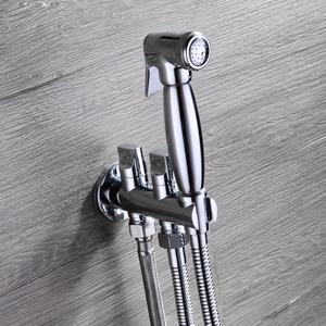 Modern One Hold Hand Held Spray Bidet Faucet