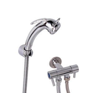 Simple Multi Function Hand Held Spray Bidet Faucet