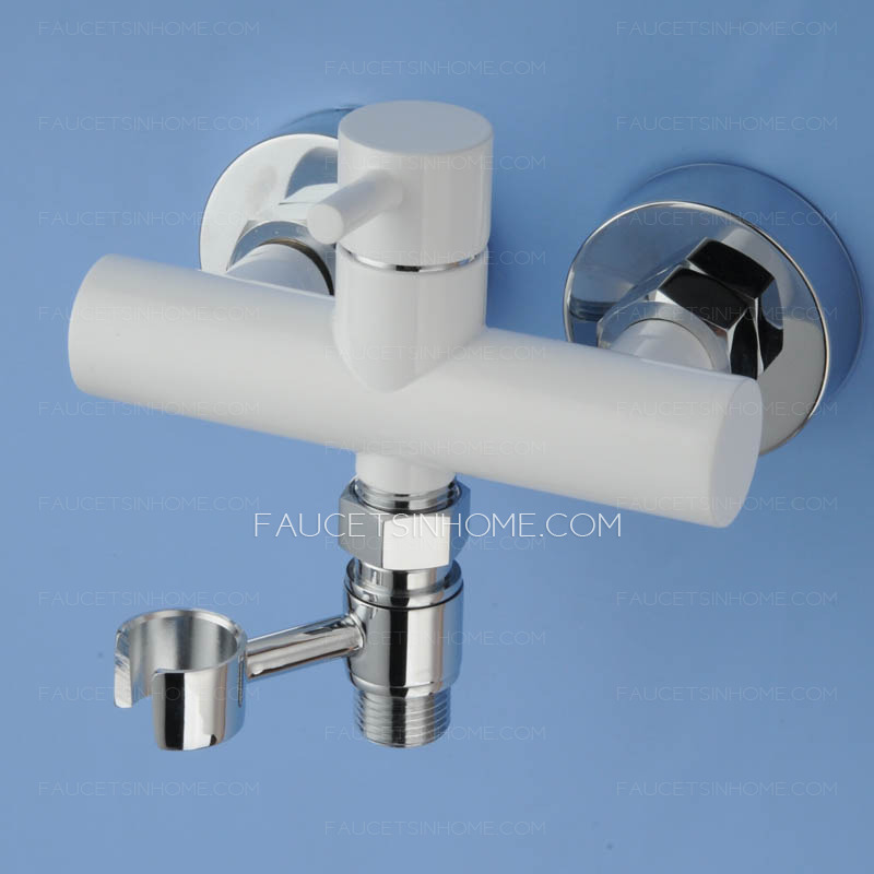 Classic Brass Cold And Hot Water Bidet Faucet
