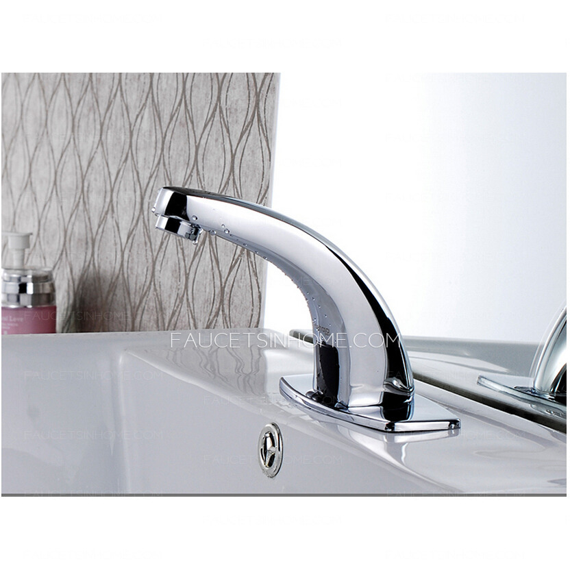 Classic Automatic Smart Cold Water Only Touchless Faucet