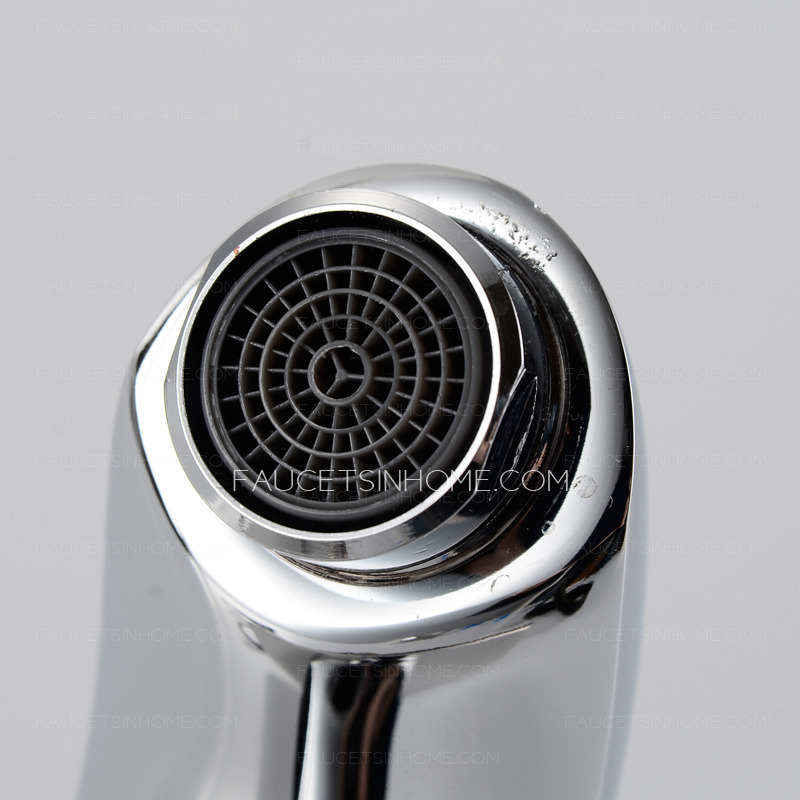 High End Automatic Sensing DC And AC Power Touchless Faucet