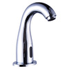 Simple Brass AC Power Cold And Hot Water Touchless Faucet
