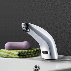 Luxury Automatic Touchless Faucet With Hands Free