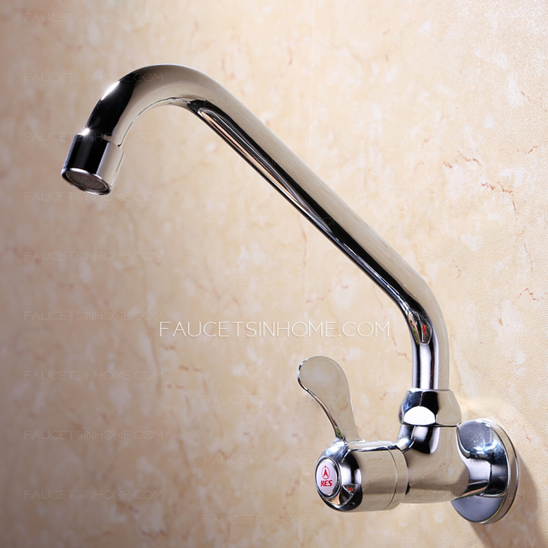 wholesale full rotatable cold water wall mounted kitchen wholesale bathroom sinks and faucets