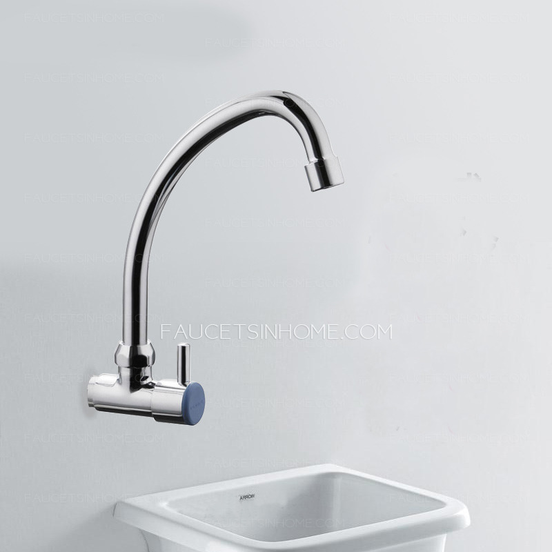 simple kitchen faucet on sale for cold water only