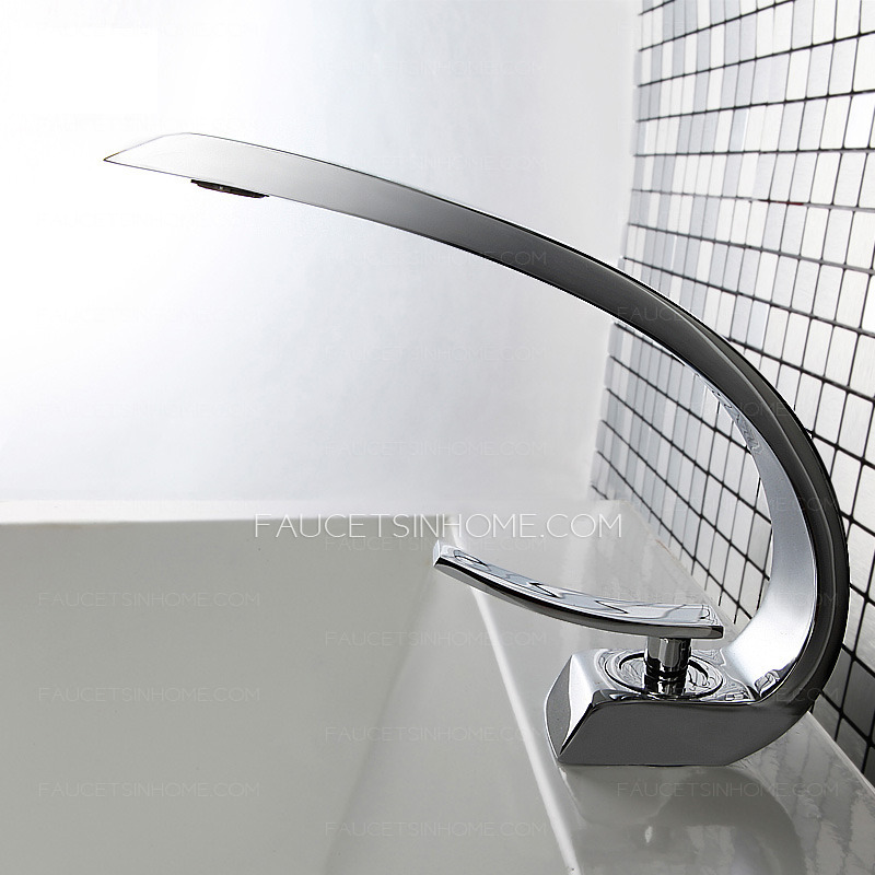 Special Design Brass Filtering Bathroom Sink Faucet Of Single Handle
