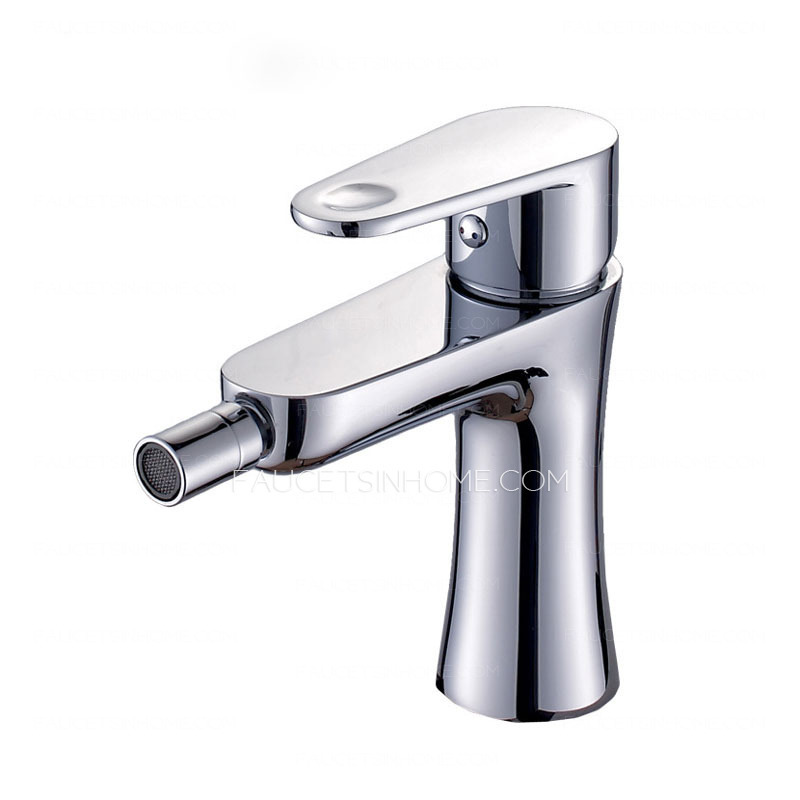 ... Bidet Faucets > Discount Brass Thick Single Handle Bidet Sink Faucet