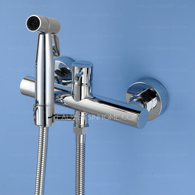 Image result for Best Stainless Steel Cold And Hot Water Mixed Bidet Faucet