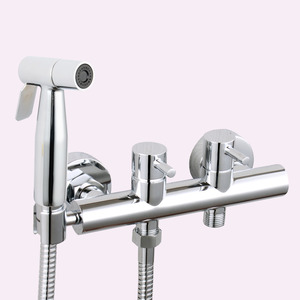 Fashion Brass Body Bidirectional Water Bidet Faucet