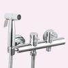 Fashion Brass Body Bidirectional Water Bidet Faucet