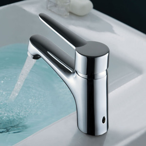 Discount Brass Filtering One Hole Single Handle Bathroom Faucet