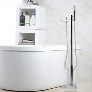 Modern Freestanding Single Handle Bathtub Shower Faucet