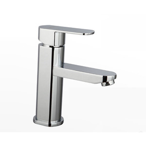 Discount Water Efficient Tall Copper Bathroom Sink Faucet