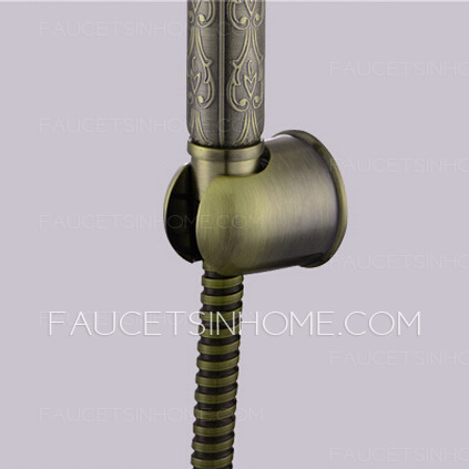 Antique Bronze Spray Bidet Faucet For Bathroom