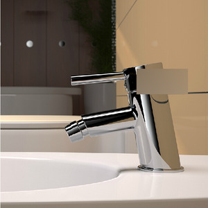 Modern Copper Center Set Filtering Rotatable Bidet Faucet