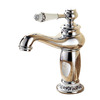 Discount Vintage Chrome Copper Bathroom Sink Faucet