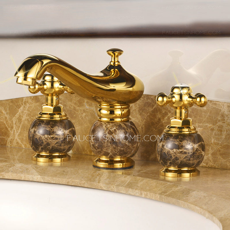 Gold Toilet Handle