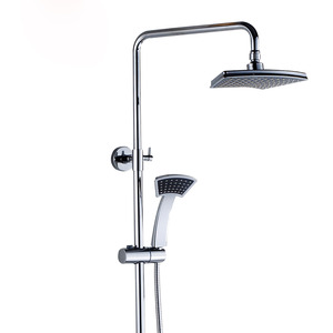 Designed Sector Hand Held Shower Faucet System