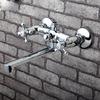 Cheap Wall Mounted Long Spout Old Bathtub Faucet